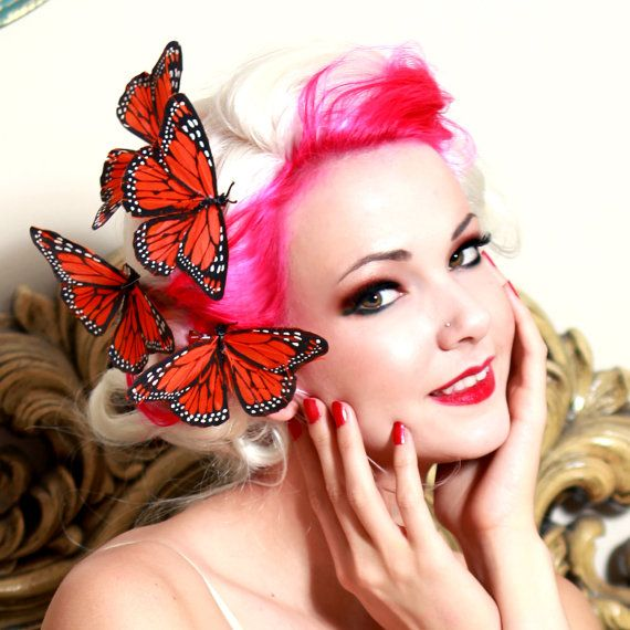 butterfly clips hair styles 1000 ideas about butterfly hair on butterfly 6221 | 42adbe65e3aae100ce36f51e6c245cb0