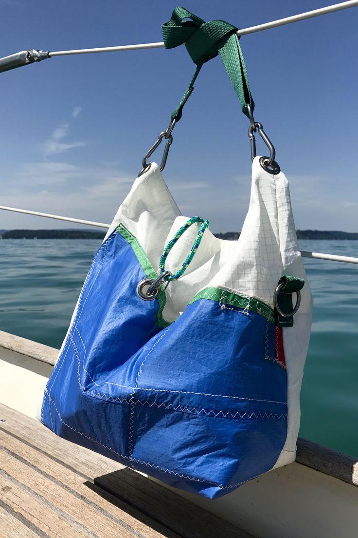 144 best segeltaschen taschen aus segel segeltuchtaschen images on pinterest. Black Bedroom Furniture Sets. Home Design Ideas