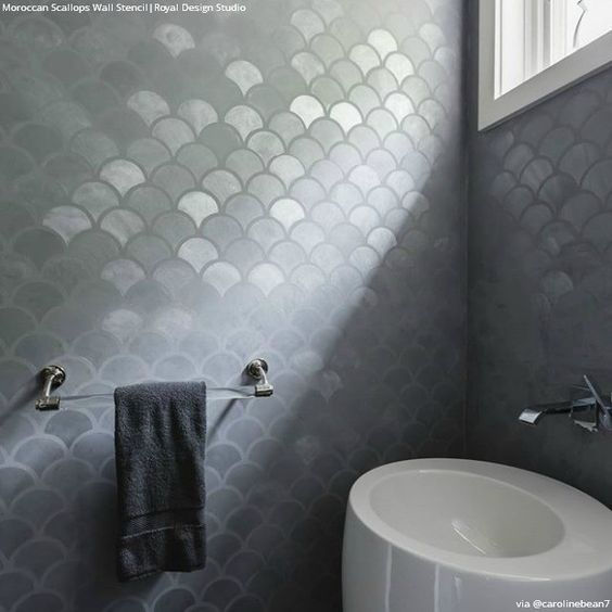 How To Create A Greyscale Bathroom: Best 25+ Moroccan Bathroom Ideas On Pinterest