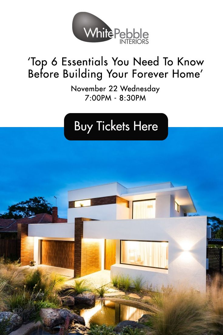 I'm presenting at this event on November 22, Wednesday, sharing big tips for those about to renovate or build #futureproof #interiordesign #home