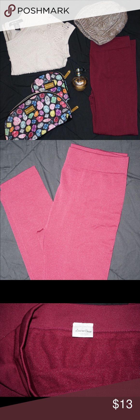 Fleece leggings Supper soft NWOT Pants Leggings