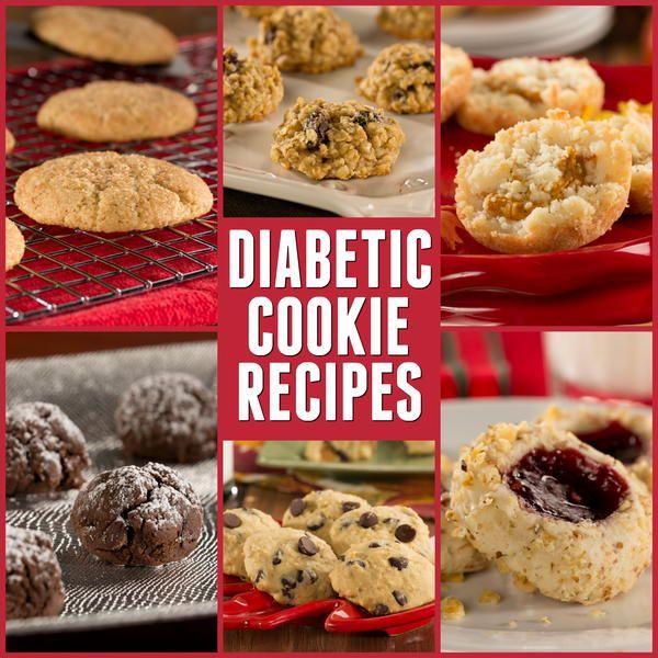 Diabetic Cookie Recipes: Top 10 Best Cookie Recipes You'll Love | EverydayDiabeticRecipes.com