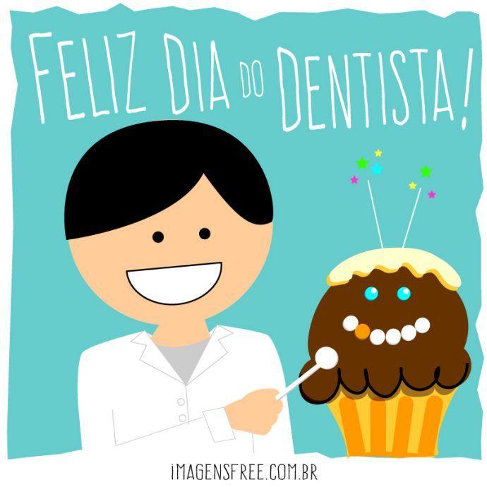 Ilustração Dia do Dentista http://imagensfree.com.br