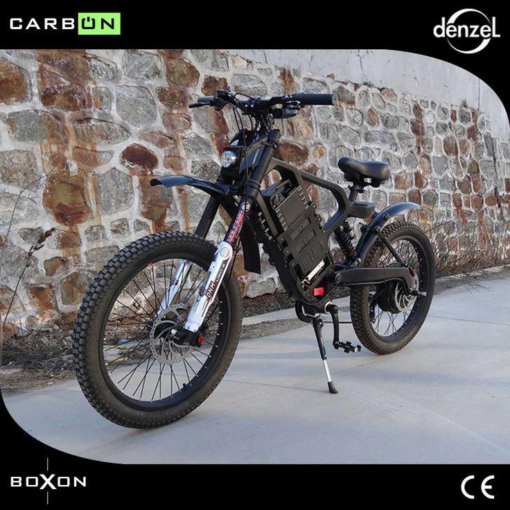 """Best product from China - Купить """"Углеродного волокна легкий роскошный электрический горный велосипед 60 В литиевая батарея 2000 Вт привод ЖК инструмент смарт-электрический ebi"""" всего за 4995 USD."""