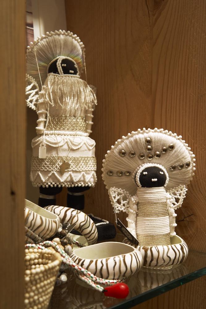 Khumbula Manor Shop - African Dolls