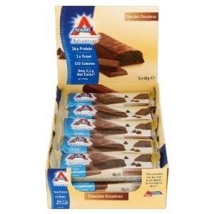 Atkins Chocolate Decadence Bars 16x 60g