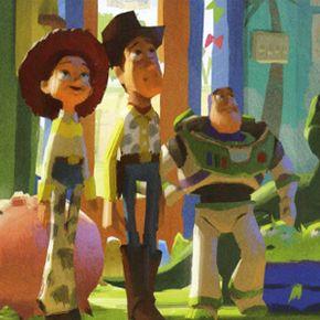 pixar color script - Google Search