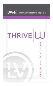 The diet pills watchdog reviews LeVel Thrive W diet pills. Find out if LeVel Thrive W works, if there are any side effects from LeVel Thrive and is it a scam.