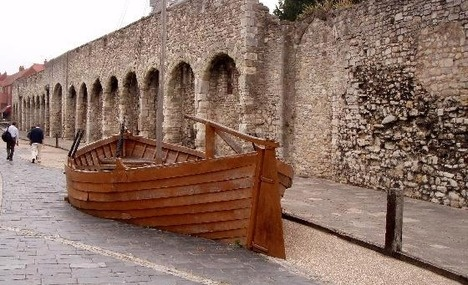 how to get to mylor from southampton