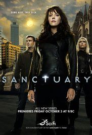 Sanctuary Watch Online Season 1. Stem cells, gene therapy, transplants, and cloning have changed the definition of humanity in the modern world, but the darker side contains monsters that only few are brave enough to face, because the future lies in their hands.