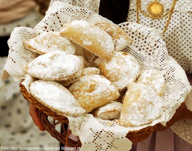 Receita de Pastéis de Santa Clara (Coimbra) | Doces Regionais