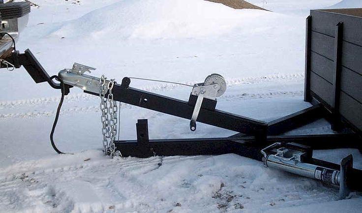 The 25 best ice fishing sled ideas on pinterest ice for Ice fishing sled ideas