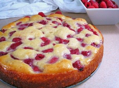 Royal Raspberry Cake | Tasty Kitchen: A Happy Recipe Community!