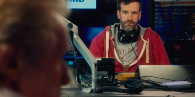 "He breaks the news to Mikey (Marcus Brigstocke) that Joe died from a heart attack. | ""Red Nose Day Actually"" Has Aired In The UK And Oh My God, The Feelings"