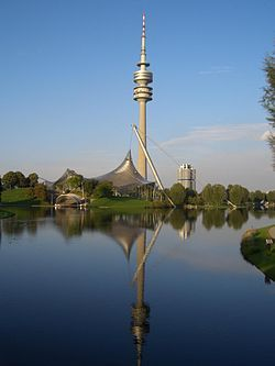 Olympiapark, Munich - Wikipedia, the free encyclopedia