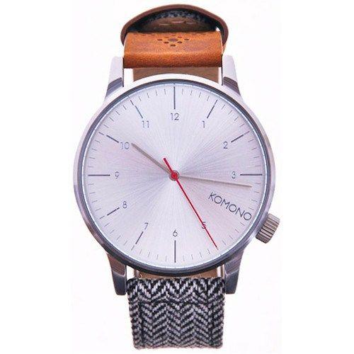 Komono Winston Galore KOM-W2201, stříbrná, 2090 Kč   Slevy hodinek