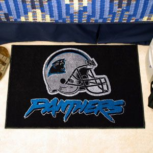 NFL - Carolina Panthers Doormat