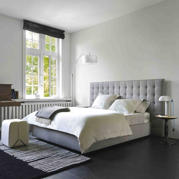 LIGNE ROSET: Living the dream with these contemporary bedroom settings. -  Contemporary Designers Furniture