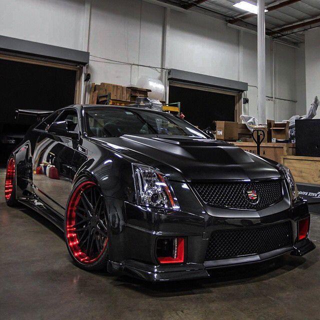 2014 Cadillac CTSV Widebody CUSTOM (750HP)