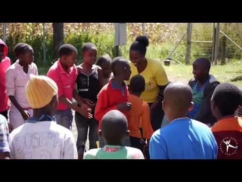 HIV prevention and One World Futbol in South Africa--Short video by Thomas Moll-Rocek