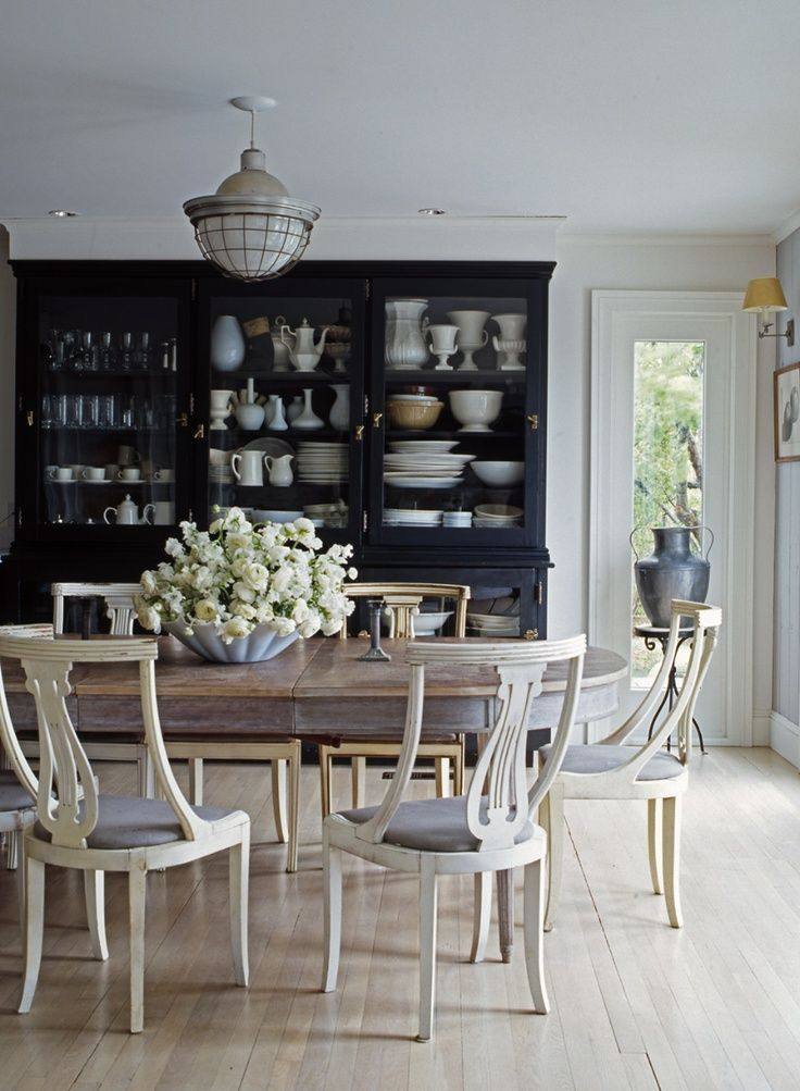 Discover The New Black In Interior Design!   Laurel Home | Fabulous Dining  Room By