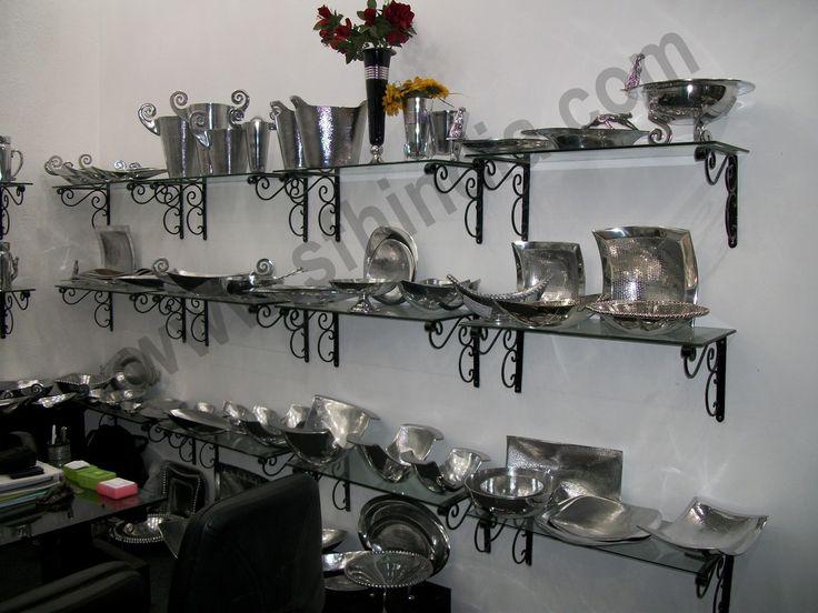 Aluminium Vase,bowl,trivet,candle holder,jug,homeware,dinnerware,giftware & other Indian Handicrafts