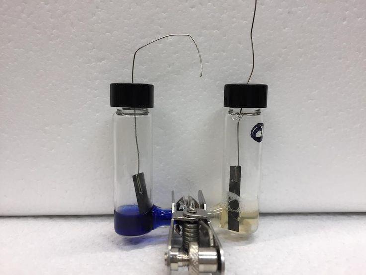 GENIO Italiano Giuseppe Cotellessa: Enzymes generate ammonia at room temperature / Enz...