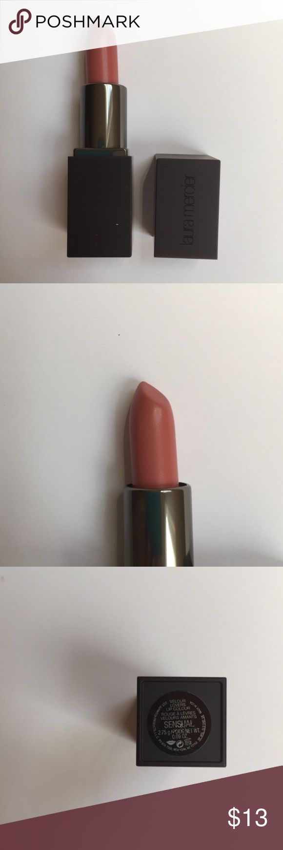 NWT Mini Laura Mercier lipstick Shade: sensual. From April 2017 from bluemercury. Never used. Sephora Makeup