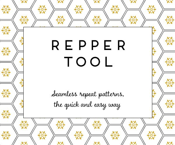I stumbled upon Repper and was blown away. Playing with it is so much fun, and a kaleidoscopic...