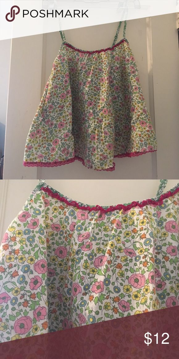 Liberty of London for Target baby doll top size M Never worn, only washed! Such a gorgeous pattern Liberty of London Tops Tank Tops