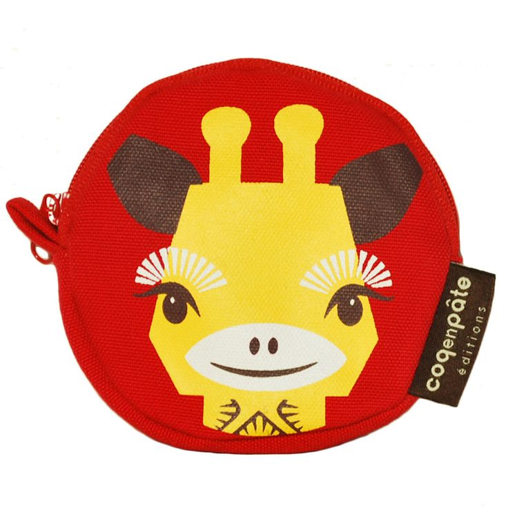 Giraffe - Purse from TUSK homewares
