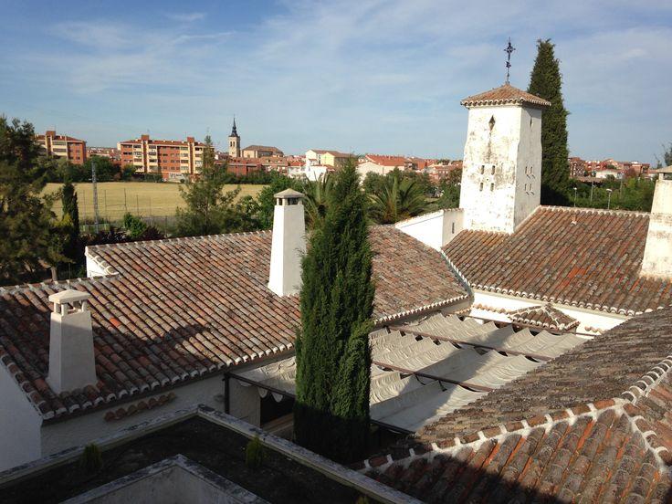 Hotel La Salve - Torrijos (Toledo) - Tejados