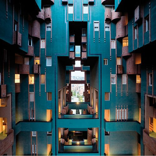 Barcelona Apartment Building: 17 Best Images About Modern Apartments On Pinterest