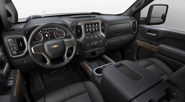 Review 2019 Chevy Silverado 2500 High Country Interior And Images