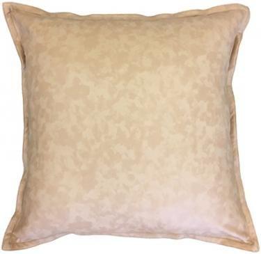 Boston Nude Leather Look Cushion