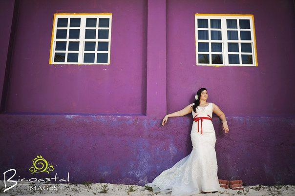 Bicoastal Images - Destination Wedding Photography | Marlene Trash the Dres