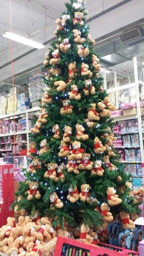Beary tree