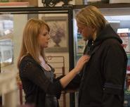 Belfast, Ireland.. Jax met Trini, his half sister... News to everyone