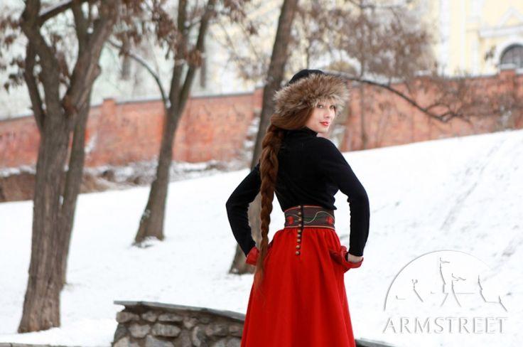 Weiter Rock Russisches Märchen