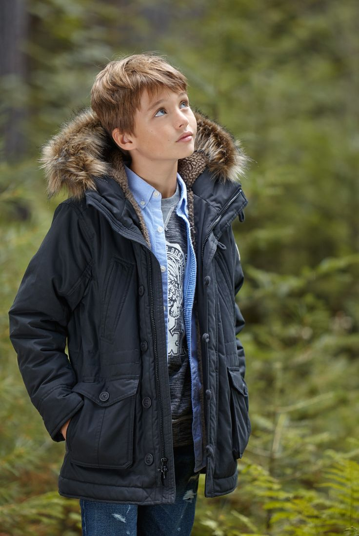 Sherpa Lined Parka Go Explore Outdoor With A Sherpa