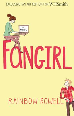 I have been loving the Zoella Book Club with WHSmith . I posted about it back in June here , and now we are at the halfway mark. I decid... Fangirl by Rainbow Rowell - Janay Brazier