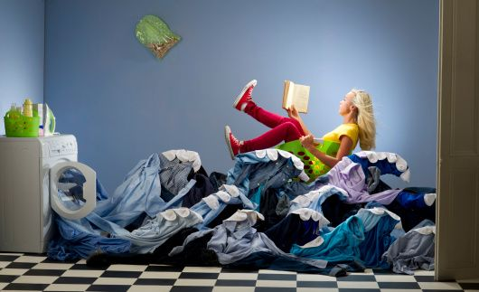 washing overload
