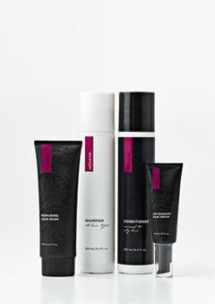 The Hair Care Collection are salon-quality products that cleanse, condition, protect, and repair.