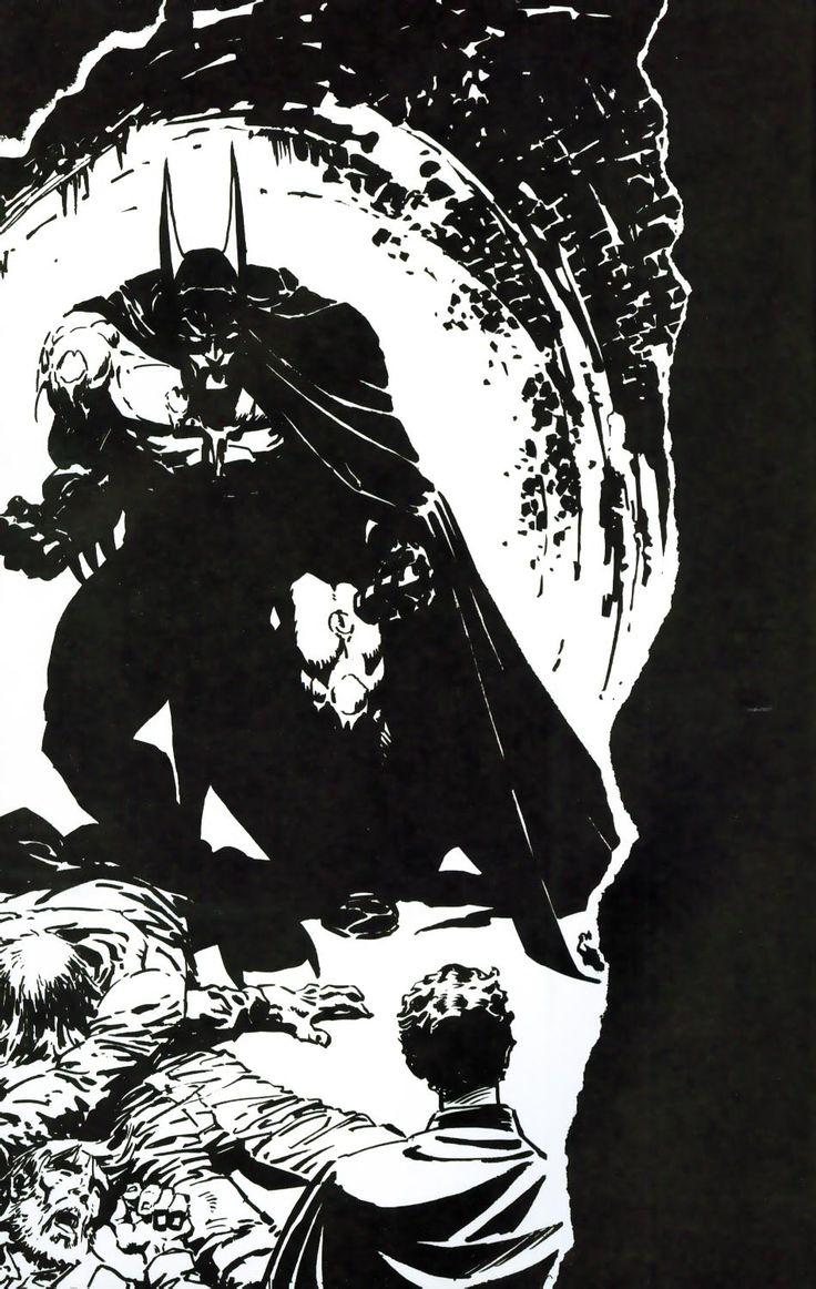 Batman by Berni Wrightson