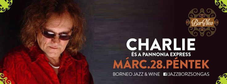 Charlie!!! Marcius 28. A borneoban!