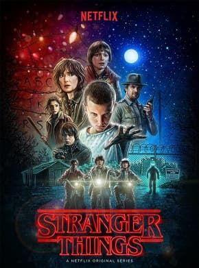 Stranger Things Temporada 1 Español Latino | Planeta Tv Online HD