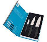 Gräwe Cerahome Messerset - 3 Keramikmesser zum Vorteilspreis
