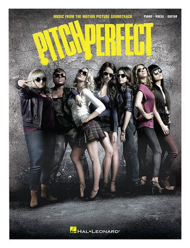 Hal Leonard - Pitch Perfect Soundtrack Songbook - Multi