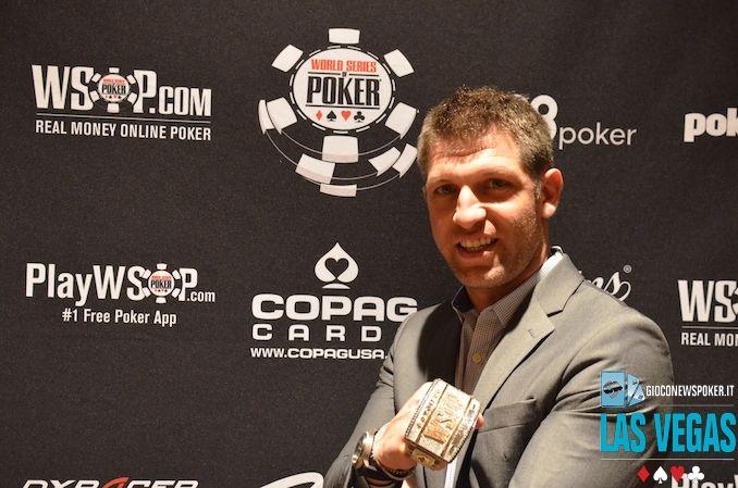 Simone Ricci (Wsop): 'La casa del poker è qui, soddisfattissimi e più forti dei problemi'