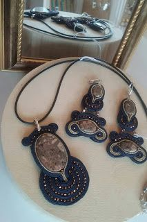 DoRa FASHION & JEWELRY: soutache & co